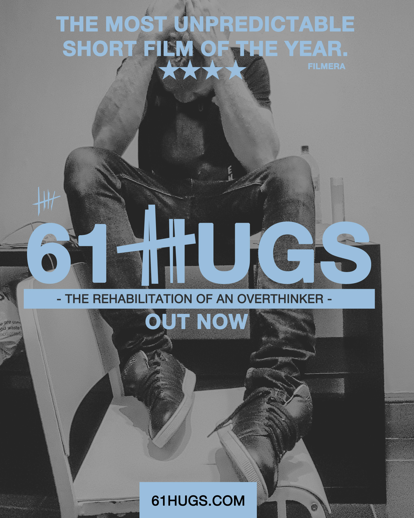 61 HUGS OFFICIAL FILM POSTER
