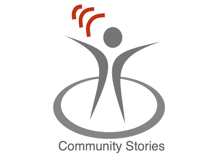 Community Stories logo