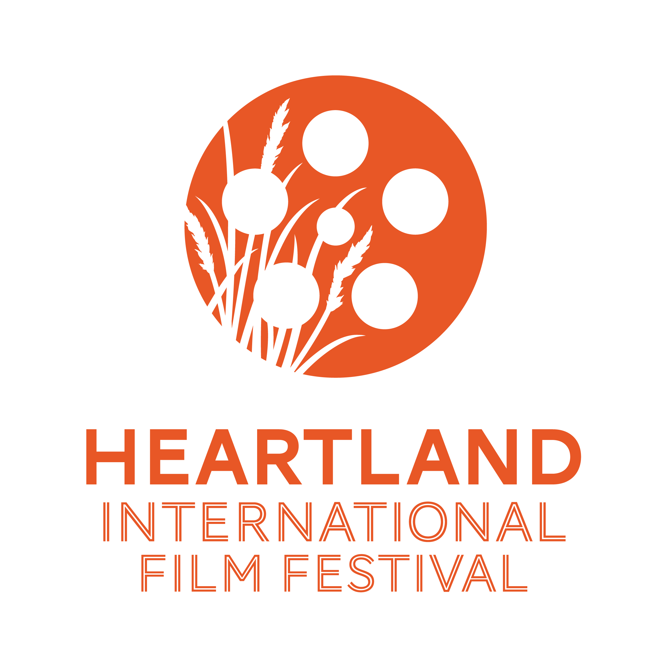 Hearland Film Logo white