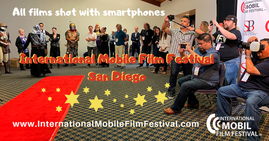 International Mobile Film Festival San Diego Red Carpet
