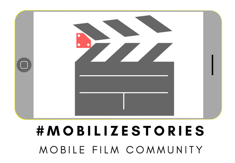 Logo Mobilizestories white
