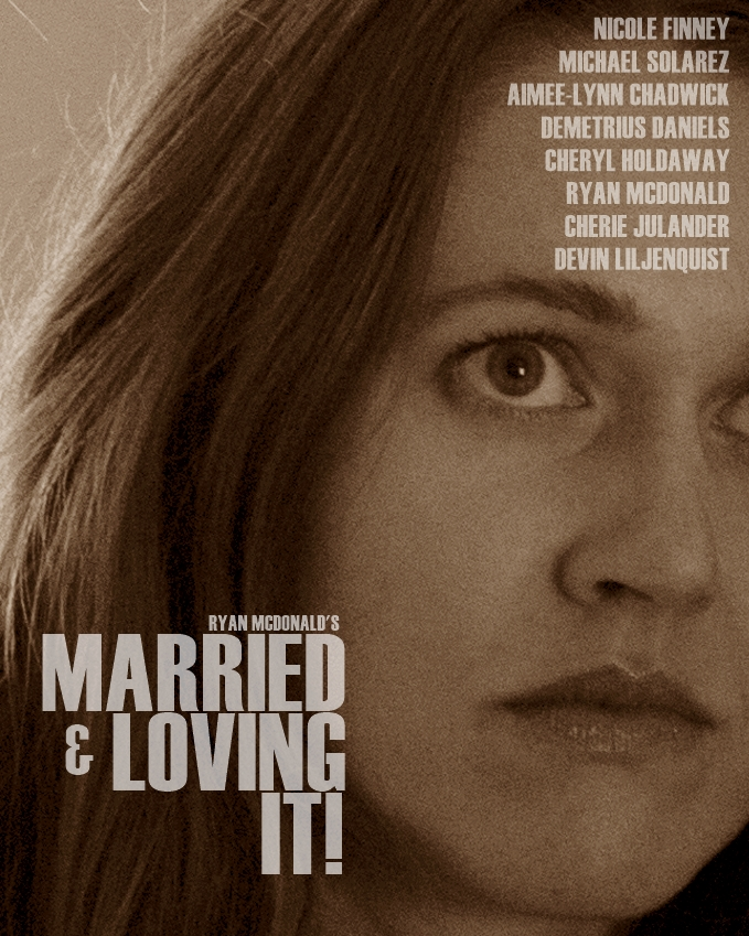 Married and Loving it Feature Mobile Film Poster