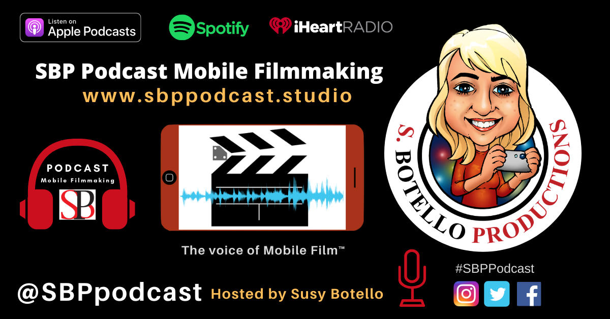 SBP Podcast Susy Botello Website