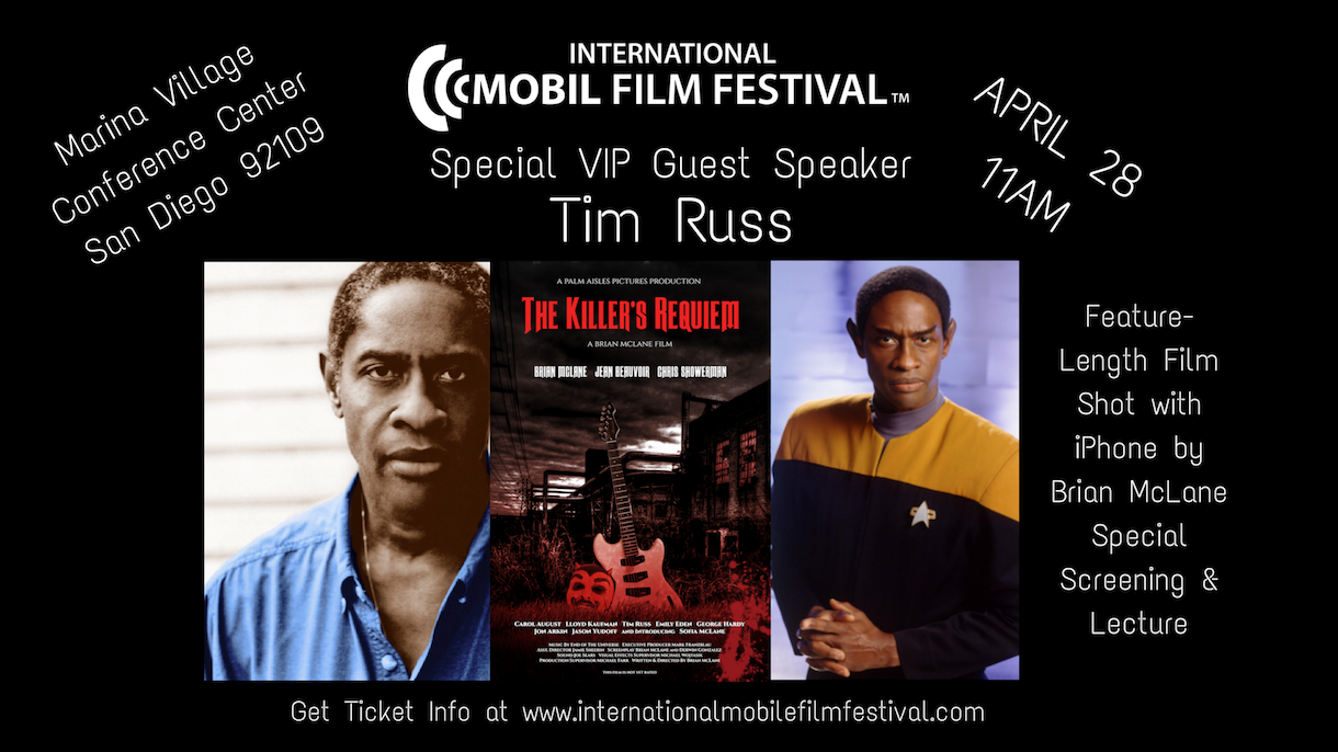 Special Screening TIM RUSS